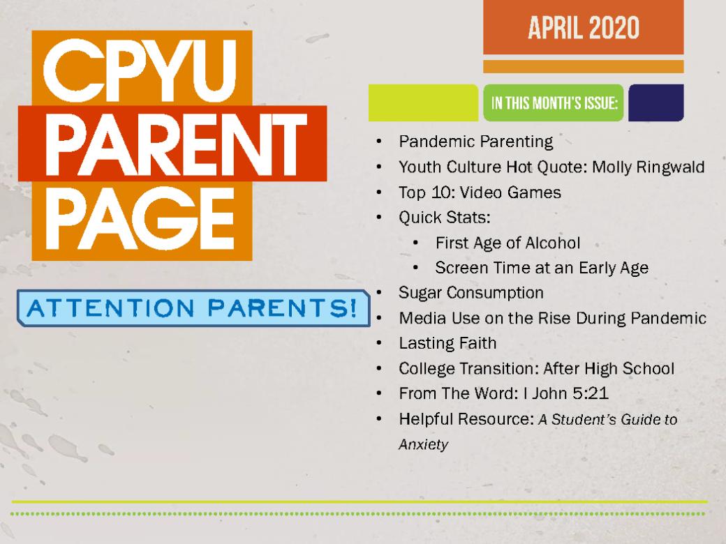 CPYU-Parent-Page-April-2020